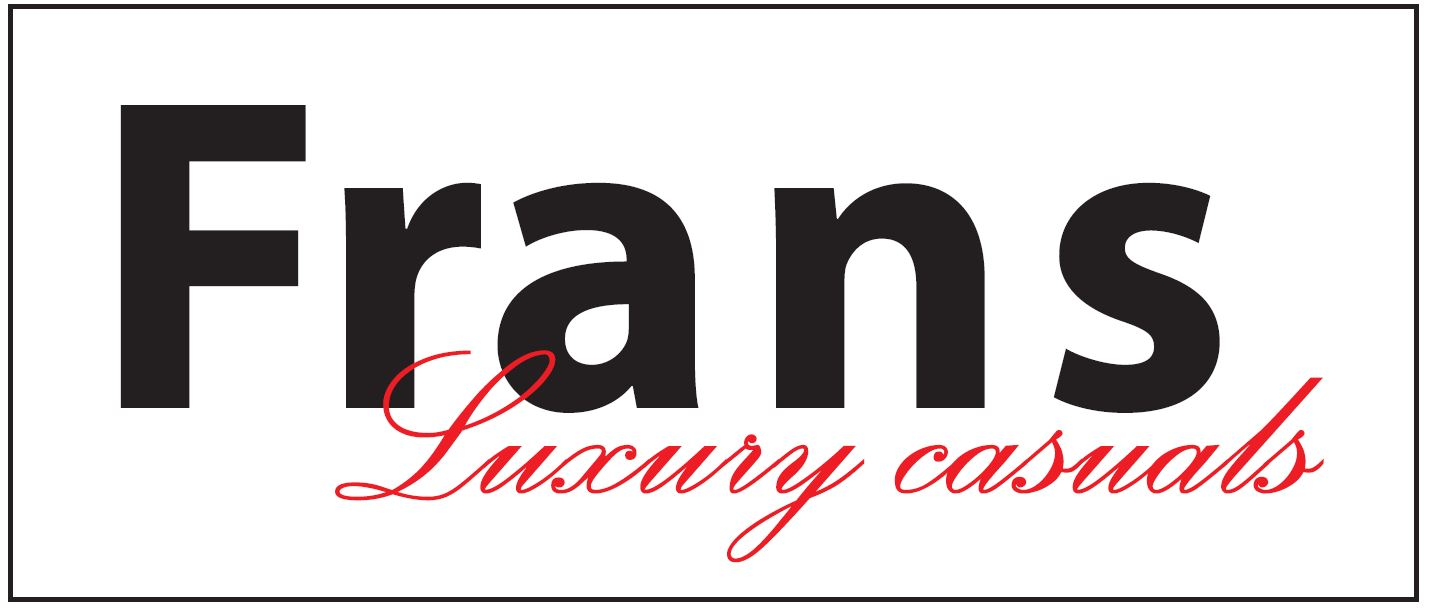 Frans Luxury casuals
